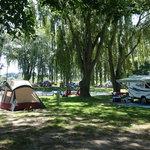 Insta launch campground marina