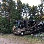 Gitche gumee rv park campground