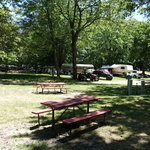 Hideaway campground mears mi