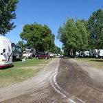 Silver lake resort campground
