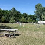 Silver lake resort campground