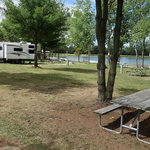 Lucky lake campground