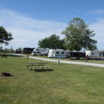 Fishermans landing campground