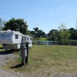 Wolf lake resort campground