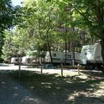 Holiday camping resort
