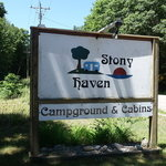 Stony haven campground cabins