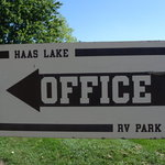 Haas lake park rv campground