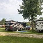 Spaulding lake campground