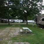 Totem pole park family campground
