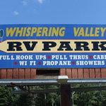 Whispering valley rv park