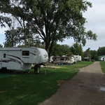 Sebewaing river campground