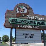 Jellystone park camp resort silver lake mi