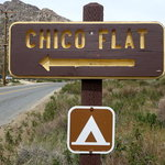 Chico flat recreation site
