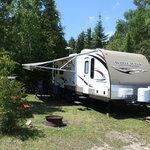 Castle rock mackinac trail campark