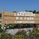 Lakeshore park campground