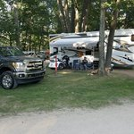 Gammy woods family campground