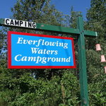 Everflowing waters campground