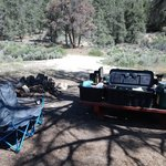 Chimney creek campground
