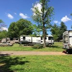 Us space and rocket center rv park
