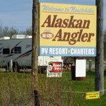 Alaskan angler rv resort