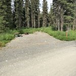 Swiftwater city campground