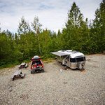 Talkeetna boat launch and campground