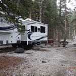 Coldwater campground inyo nf