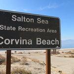 Corvina beach campground