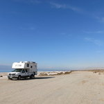 Corvina beach campground
