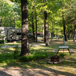 Shady oaks campground and rv park
