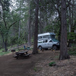 Coy flat campground