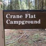 Crane flat