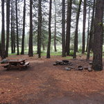 Crocker family campground