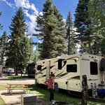 Blue spruce rv park and cabins