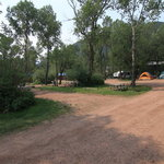 Lone duck campground