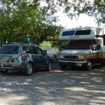 Shady creek rv park