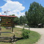 Dolores river campground