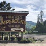 Priest gulch campground