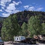 Glenwood canyon resort