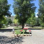 Gunnison lakeside resort