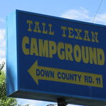 Tall texan campground