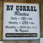 Leadville rv corral