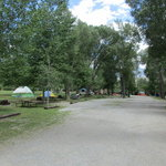Chalk creek campground rv park
