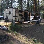 Sportmans campground mountain cabins