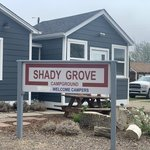 Shady grove campground colorado