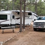 Diamond campground