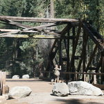 Dinkey creek campground