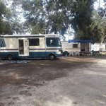 Southern comfort campground