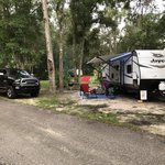 Rock crusher canyon rv park