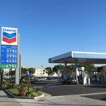 Chevron gas station valley village ca